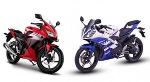 Honda-CBR150R-Dan-Yamaha-R15-2014-635x350