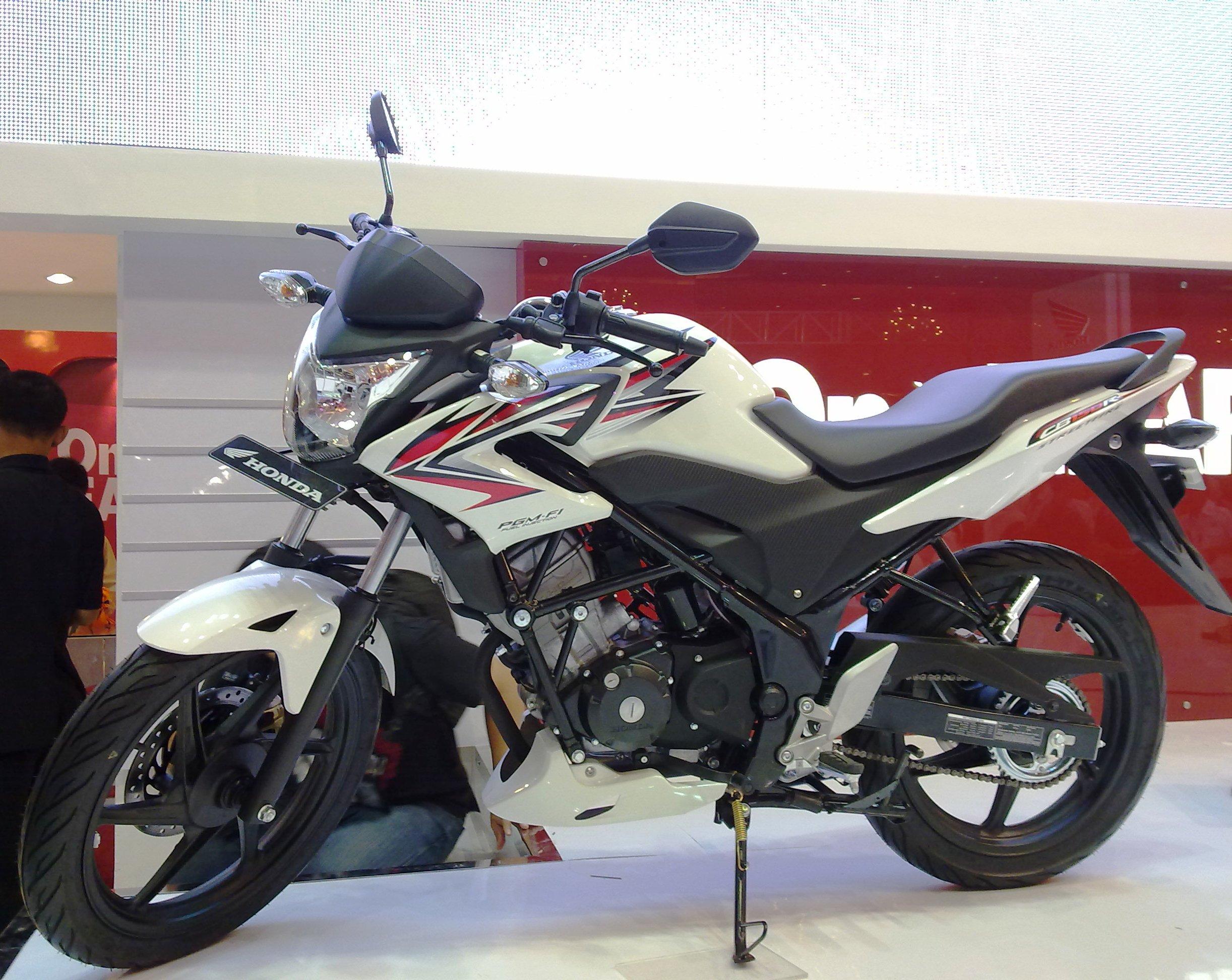 Spesifikasi Honda CB150R Sang Street Fire GirBloggCom